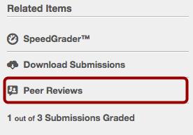 Open Peer Reviews
