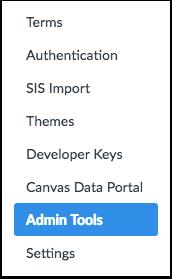 Open Admin Tools