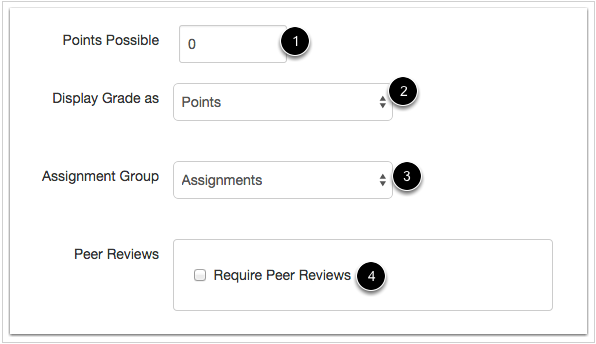 Ingresar detalles de calificación