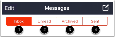 View Mailbox Filters