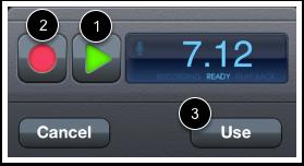 Use Audio