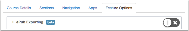 ePub Exporting