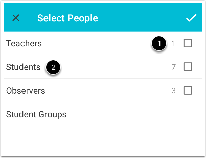 View User Roles