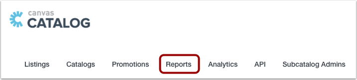 Open Reports