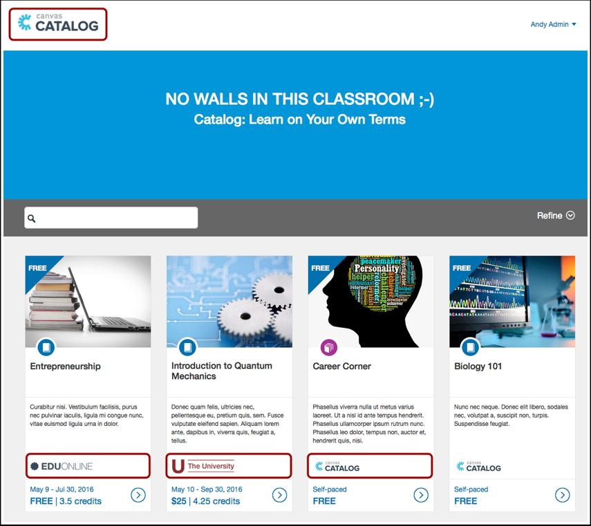 Add Catalog Logo/Favicon