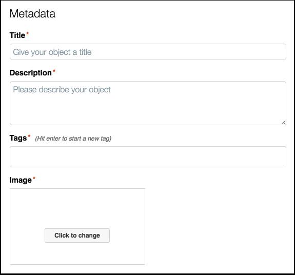 Add Metadata