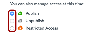 Set File Access
