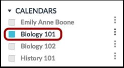 Select Calendar