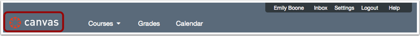 Return to User Dashboard