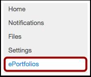 What is an ePortfolio?