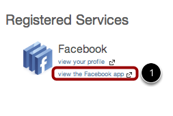 Verify Facebook Authorization