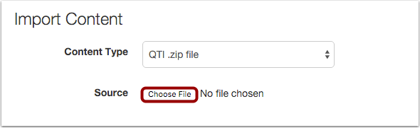 Choose File