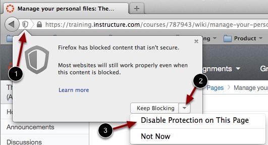 Firefox Security