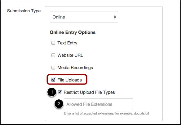 Select File Upload Restriction