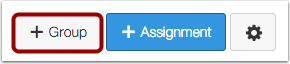 Add Assignment Group