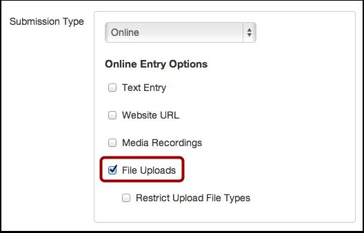 Allow File Uploads