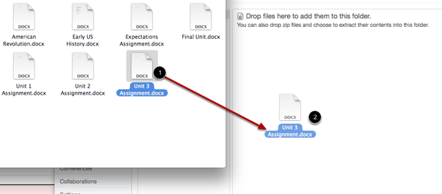 Adding Files in Chrome, Firefox & Safari
