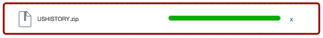 Monitor Upload