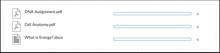 View Upload Process