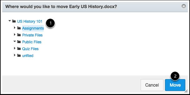 Move File