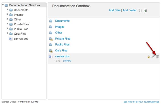 Delete File