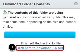 Open .zip File