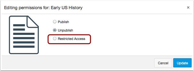 Restrict File