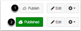 Publish Button