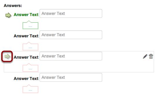 Change Correct Answer