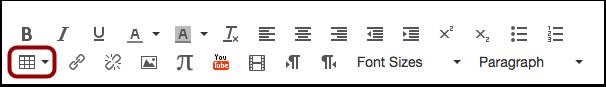 Open Table Creator