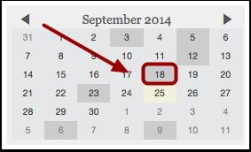 View Syllabus Calendar