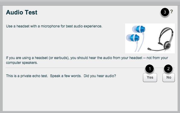 Audio Test