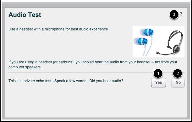 Test Audio