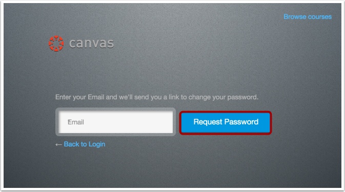 Request Password