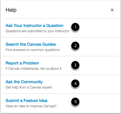 View Help Resources