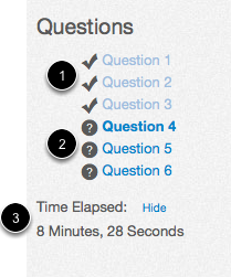 View Questions and Time