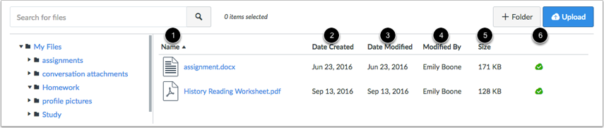 Navigate File Headings