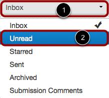 Select Unread Conversations