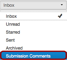 View Submission Comments