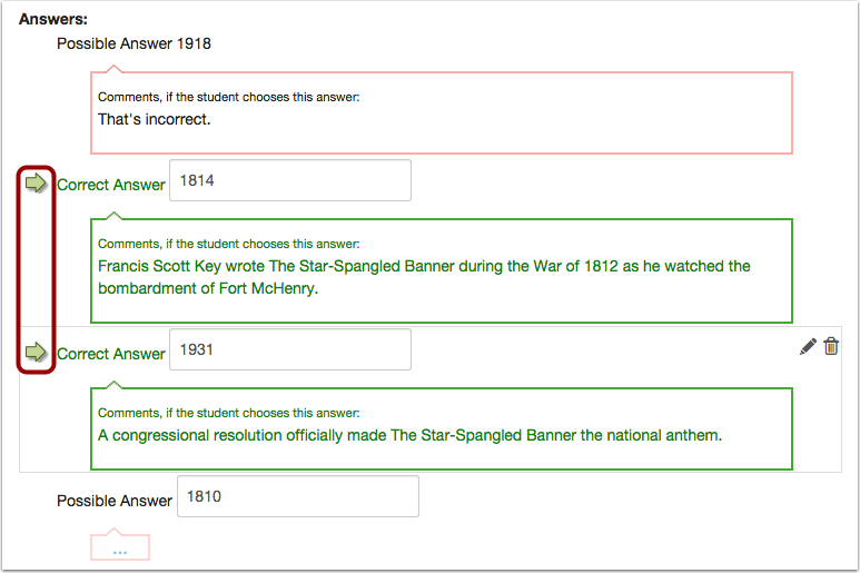 Select Correct Answers