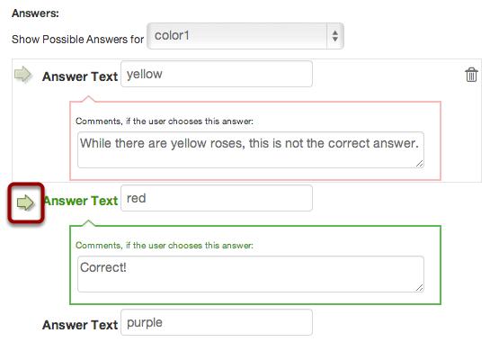 Choose Correct Answer