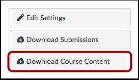 Download Course Content