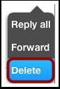 Delete Message