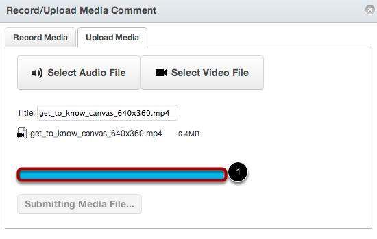 Upload Video File