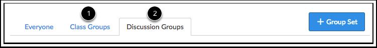 Visualizar Conjuntos de Grupos