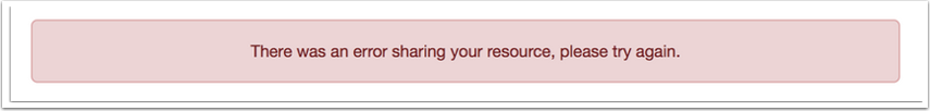 Mensaje de recurso no disponible