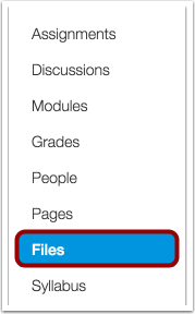 Abrir archivos