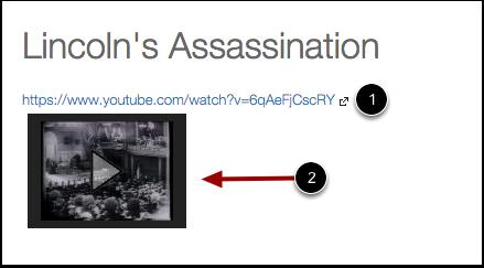 Afficher la vidéo