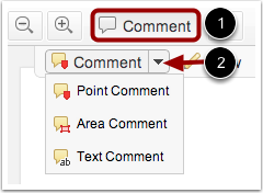 Utiliser l'outil Commentaires