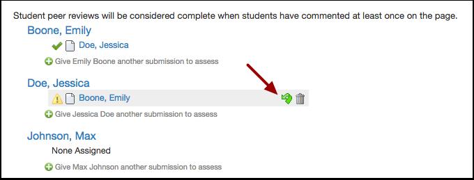 Send Peer Review Reminder